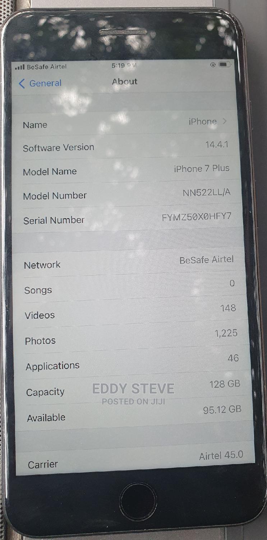 Apple iPhone 7 Plus 128 GB Black | Mobile Phones for sale in Alimosho, Lagos State, Nigeria