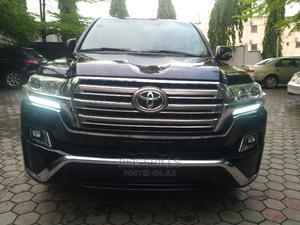 Toyota Land Cruiser 2018 5.7 V8 VXR Black | Cars for sale in Abuja (FCT) State, Central Business Dis