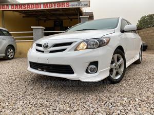 Toyota Corolla 2013 White | Cars for sale in Kaduna State, Zaria