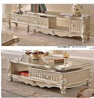 Imported Royal Tv Shelf and Center Table   Furniture for sale in Oyo State, Ibadan