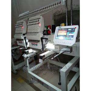 Two Head Feiya Monogram Machines | Manufacturing Equipment for sale in Lagos State, Lagos Island (Eko)