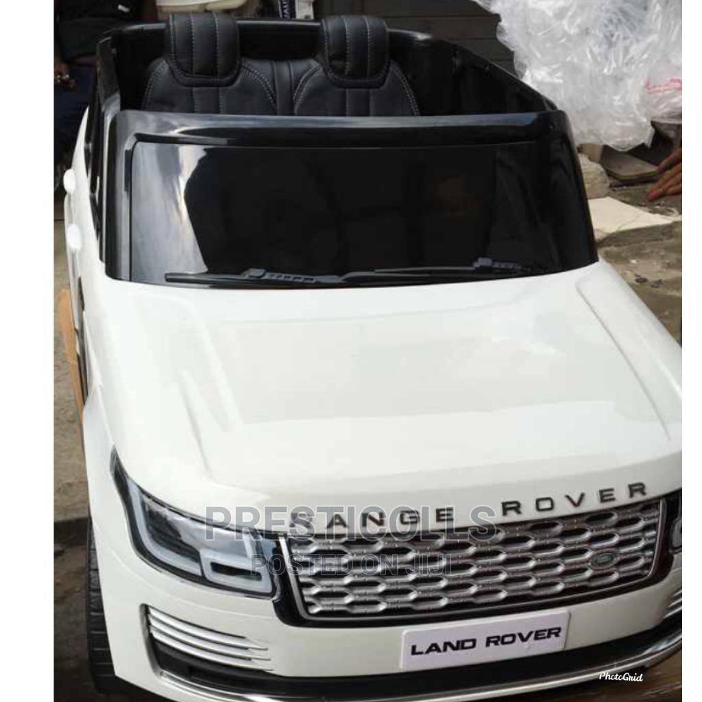 Range Rover Kids Car