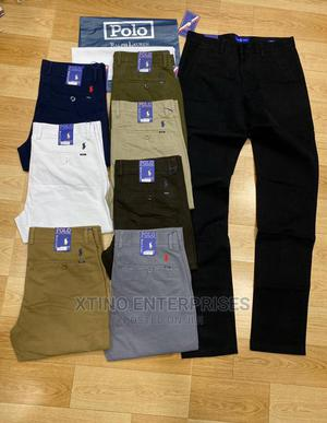 Ralph Lauren Chinos Trouser Original | Clothing for sale in Lagos State, Surulere
