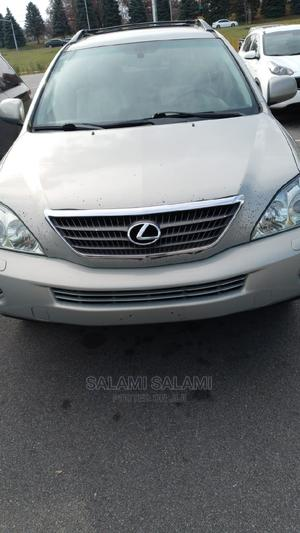 Lexus RX 2006 400h Beige | Cars for sale in Lagos State, Alimosho