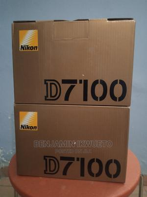 Brand New D7100 With 18-105mm Lens | Photo & Video Cameras for sale in Abuja (FCT) State, Central Business Dis