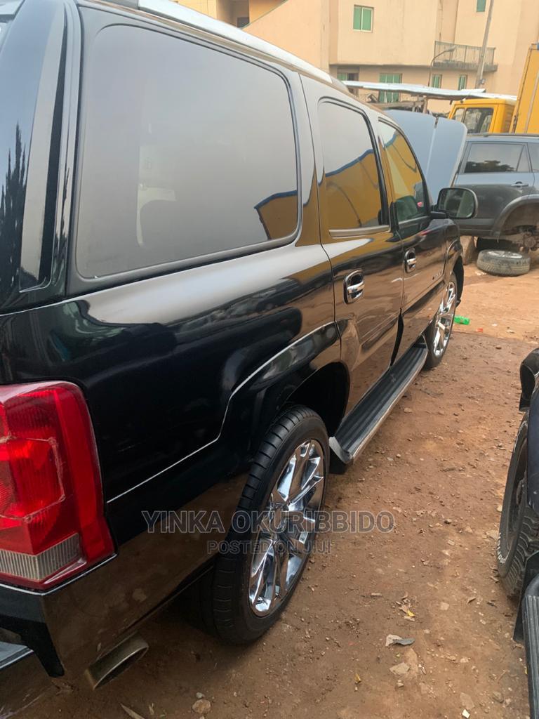 Cadillac Escalade 2004 Black   Cars for sale in Ikeja, Lagos State, Nigeria