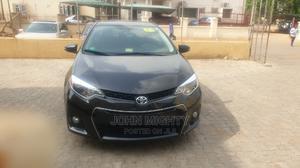 Toyota Corolla 2016 Black   Cars for sale in Abuja (FCT) State, Garki 2