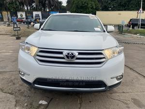 Toyota Highlander 2013 SE 3.5L 4WD White   Cars for sale in Lagos State, Ikoyi