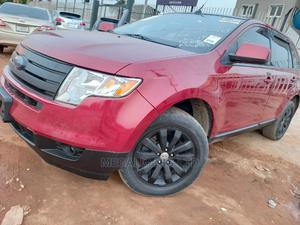 Ford Edge 2010 Red | Cars for sale in Lagos State, Ikeja