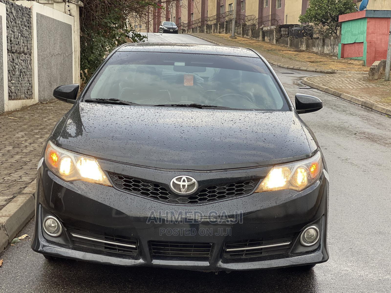Archive: Toyota Camry 2013 Blue