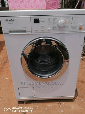 Miele 8kg Front Loader Automatic Washing Machine | Home Appliances for sale in Lagos State, Ikorodu
