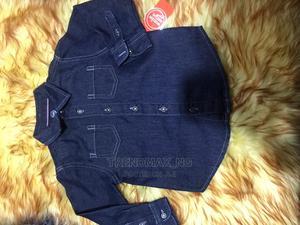 Wonder Nation Denim Shirt   Children's Clothing for sale in Lagos State, Surulere