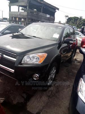 Toyota RAV4 2008 3.5 Black | Cars for sale in Lagos State, Apapa