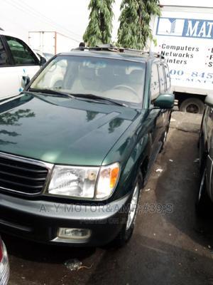 Toyota Land Cruiser 2003 HDJ 100 Green   Cars for sale in Lagos State, Apapa