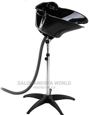 Big Deep Standing Washing Hair Basing | Salon Equipment for sale in Lagos State, Lagos Island (Eko)