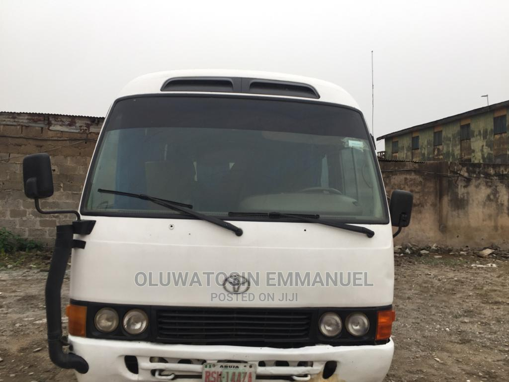 Coaster Buses for Hire | Chauffeur & Airport transfer Services for sale in Ogba, Lagos State, Nigeria