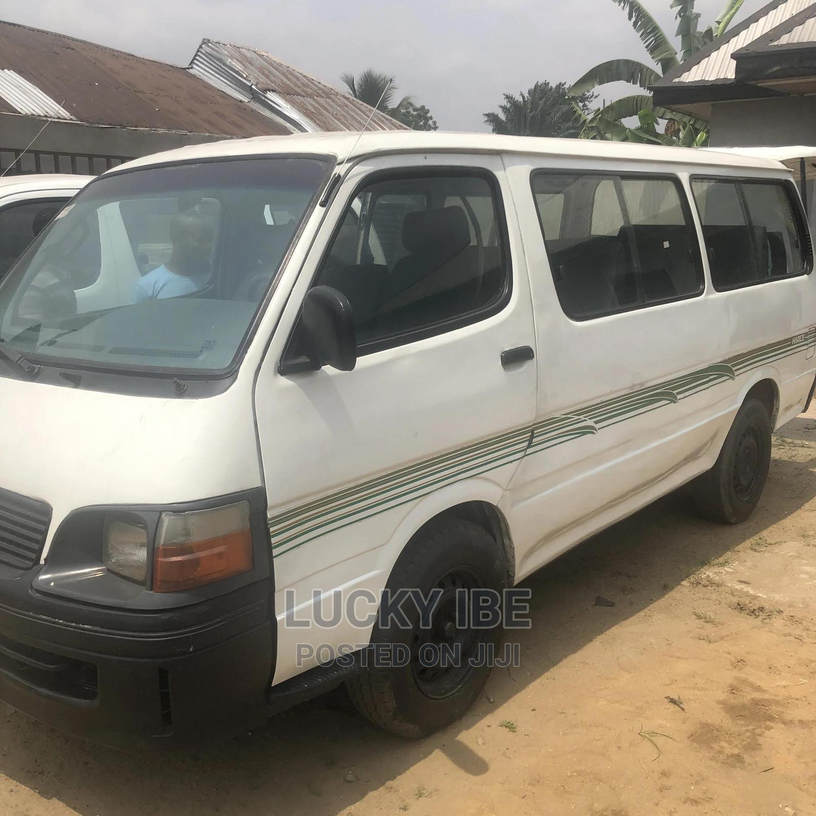 Archive: Fairly Used Toyota Hiace Direct Belgium Engine Works Well