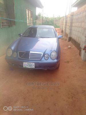 Mercedes-Benz CLK 2006 200 Kompressor Avantgarde Blue   Cars for sale in Edo State, Benin City