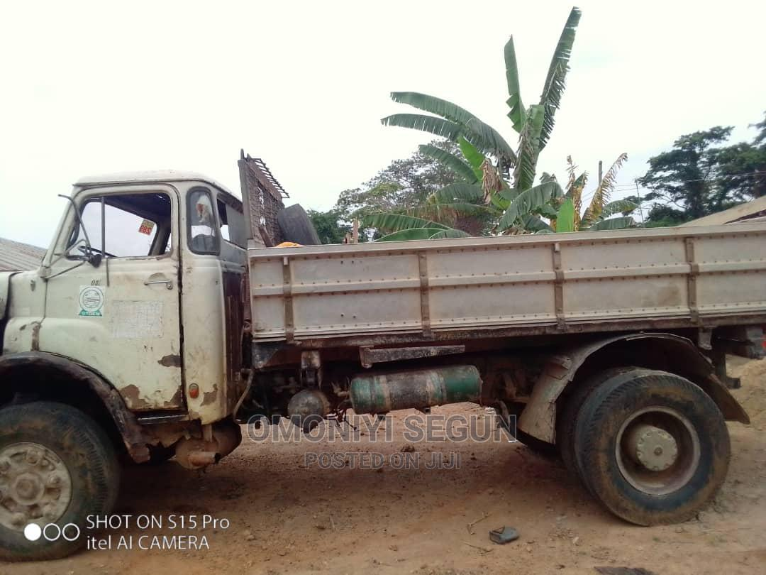 Archive: Mandiesel Long Nose Tipper for Sale