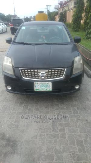 Nissan Sentra 2008 2.0 S Black   Cars for sale in Lagos State, Ikeja