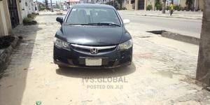 Honda Civic 2005 Black   Cars for sale in Lagos State, Lekki