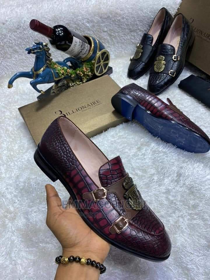Italian Billionaire Loafers Shoe