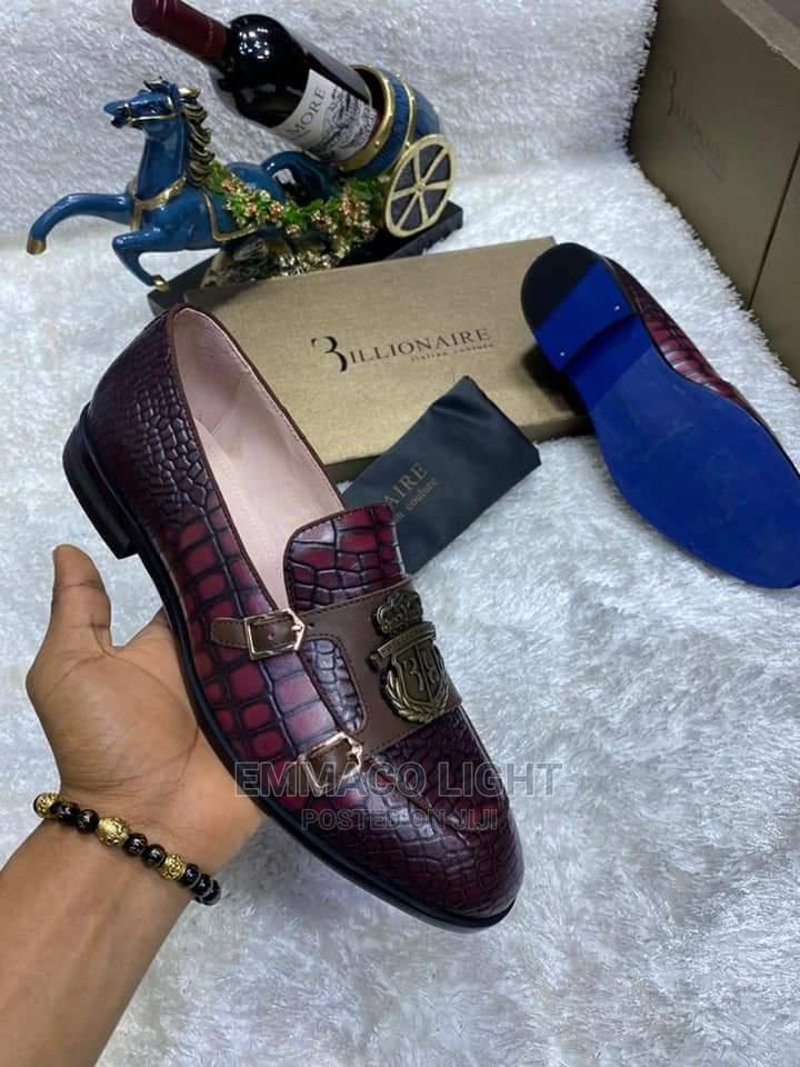 Italian Billionaire Loafers Shoe | Shoes for sale in Surulere, Lagos State, Nigeria