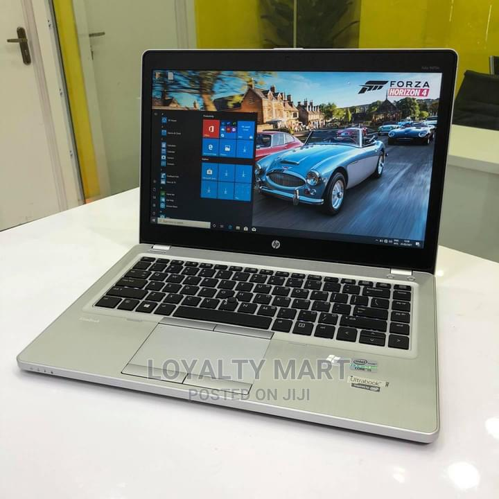 Laptop HP EliteBook Folio 9470M 4GB Intel Core I5 SSD 500GB   Laptops & Computers for sale in Maryland, Lagos State, Nigeria