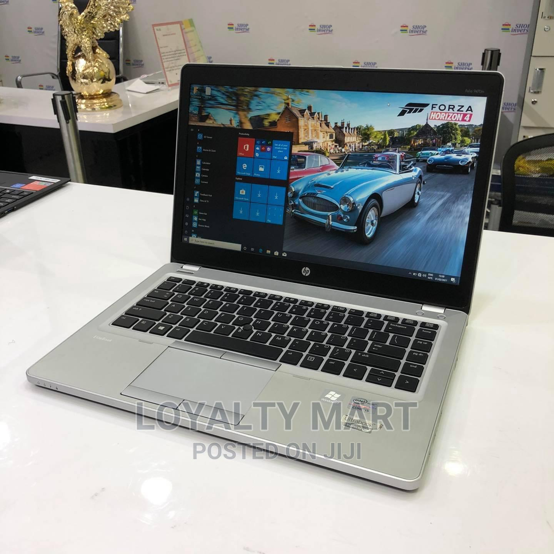 Laptop HP EliteBook Folio 9470M 4GB Intel Core I5 SSD 500GB