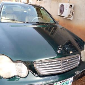 Mercedes-Benz C240 2002 Green   Cars for sale in Ekiti State, Ado Ekiti