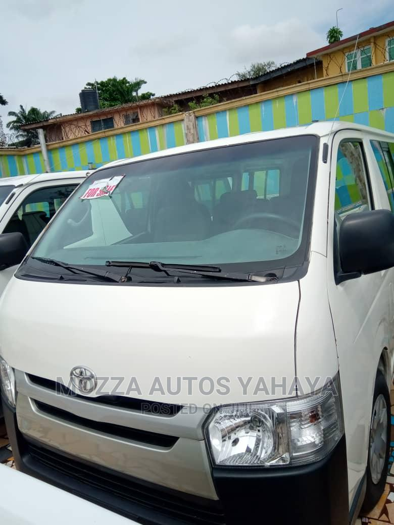 Reg 2013 Toyota Hiace Hummer Bus 2   Buses & Microbuses for sale in Ikeja, Lagos State, Nigeria