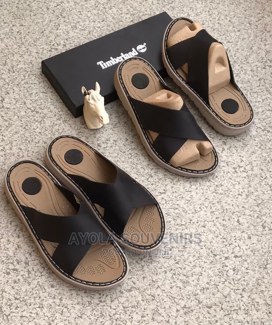 Timberland Italian Slippers   Shoes for sale in Lagos Island (Eko), Lagos State, Nigeria