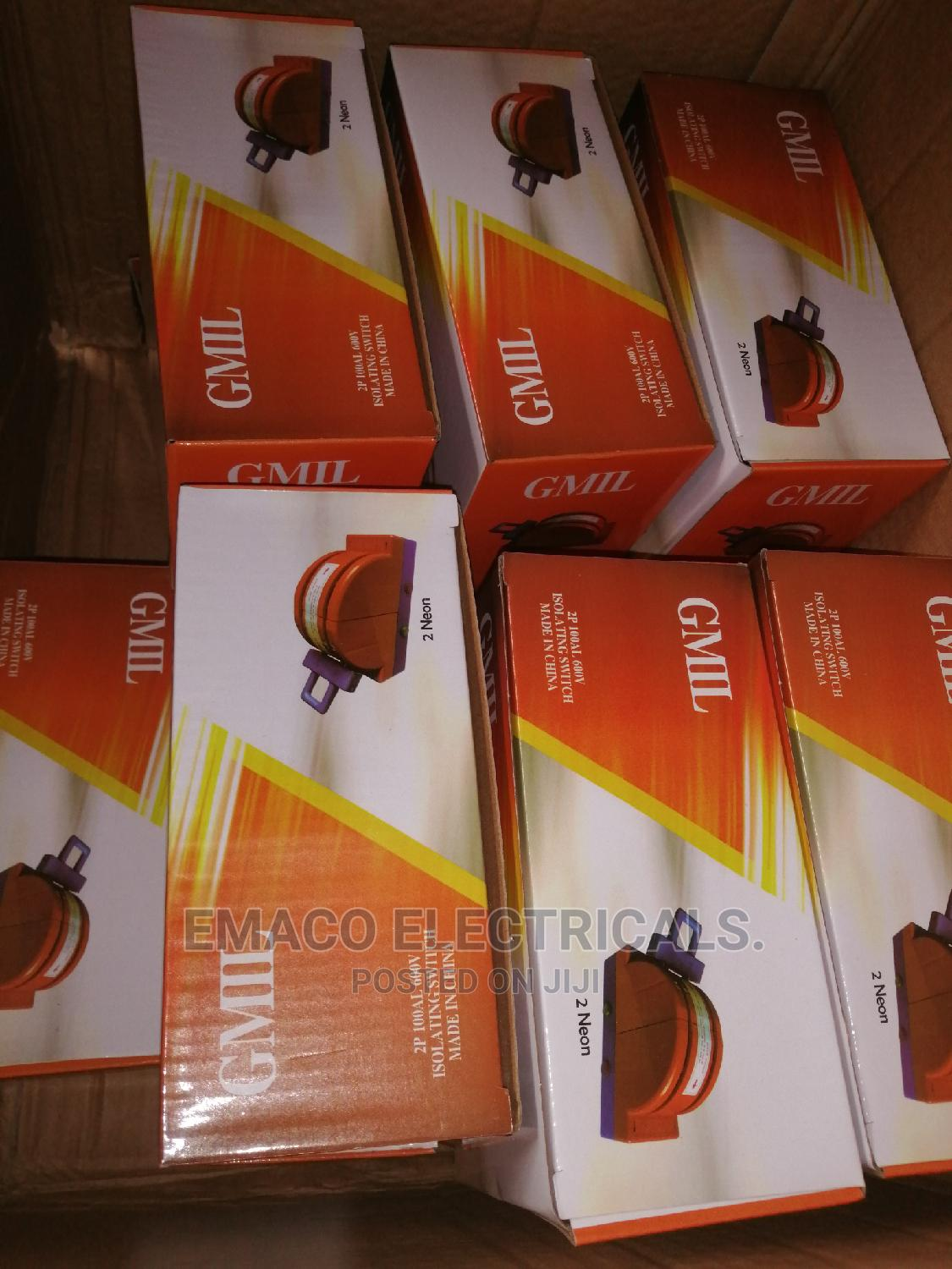 100amps Knife Changeover Switch | Electrical Hand Tools for sale in Ojo, Lagos State, Nigeria