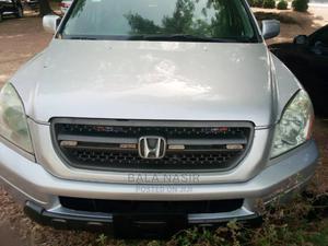 Honda Pilot 2005 EX 4x4 (3.5L 6cyl 5A) Silver | Cars for sale in Benue State, Makurdi