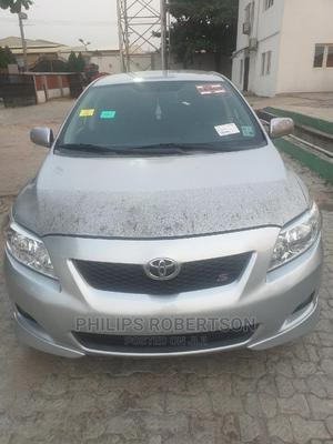 Toyota Corolla 2010 Silver | Cars for sale in Lagos State, Ikeja