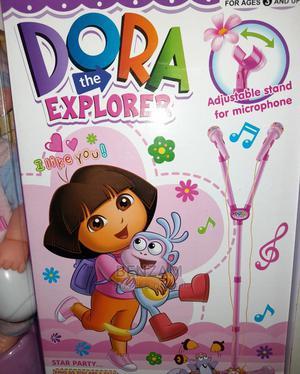 Dora Microphone   Toys for sale in Lagos State, Amuwo-Odofin