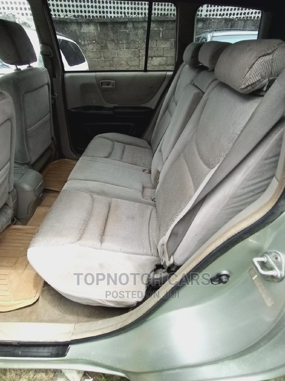 Archive: Toyota Highlander 2003 Limited V6 AWD Silver