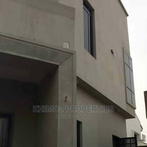 Brand New 4bedroom Duplex With Bq Security House at Omole | Houses & Apartments For Sale for sale in Omole Phase 1, Ikeja, Nigeria