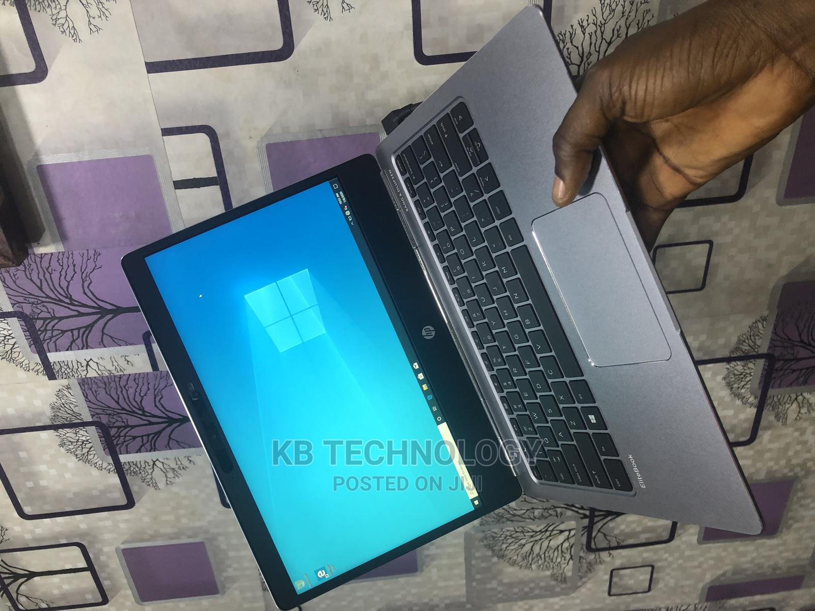 Laptop HP EliteBook Folio G1 8GB Intel Core M SSD 256GB