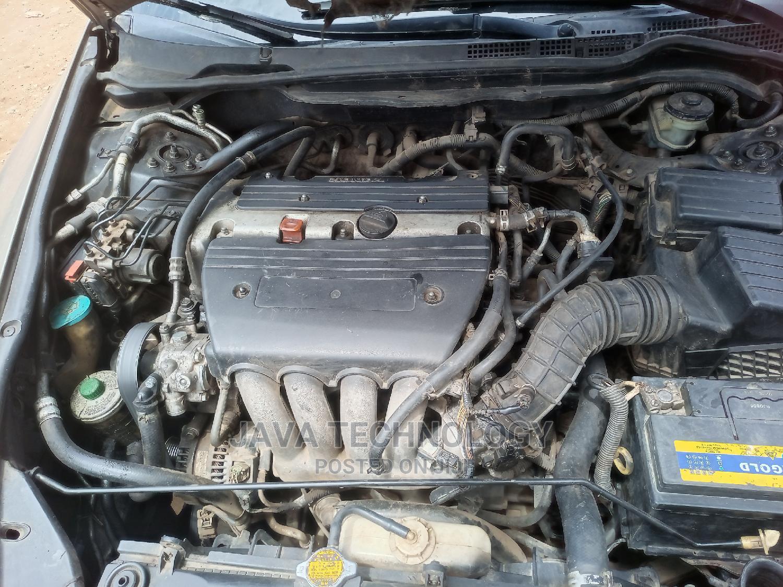 Archive: Honda Accord 2003 2.4 Automatic Gold