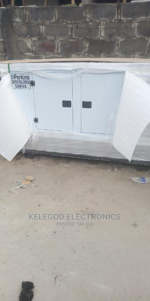 Original Perkins Soundproof Diesel Generator 80kva   Electrical Equipment for sale in Lagos State, Magodo