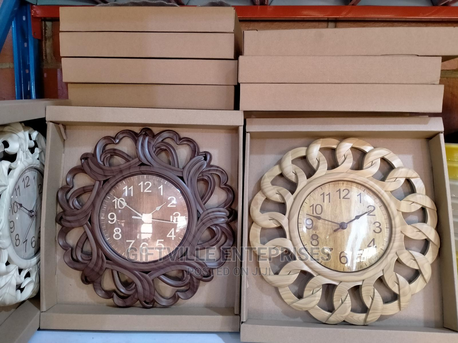 Decorative Wall Clock | Home Accessories for sale in Wuye, Abuja (FCT) State, Nigeria