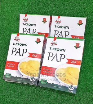 Well Filtered Dry Pap Available in White and Yellow Variant | Meals & Drinks for sale in Lagos State, Abule Egba