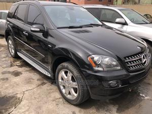 Mercedes-Benz M Class 2008 ML 350 4Matic Black | Cars for sale in Lagos State, Amuwo-Odofin