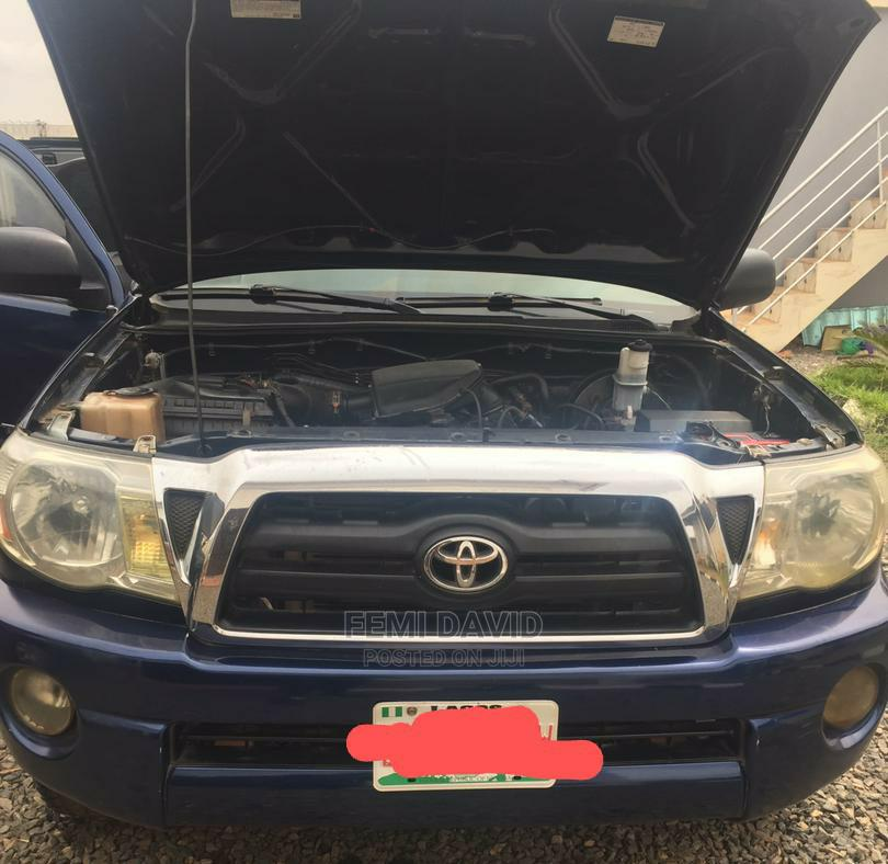 Archive: Toyota Tacoma 2005 Access Cab I4 Blue
