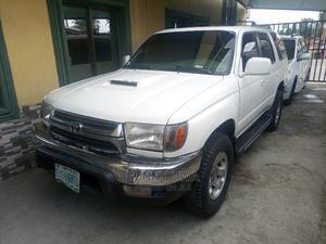 Toyota 4-Runner 1996 White | Cars for sale in Akwa Ibom State, Uyo