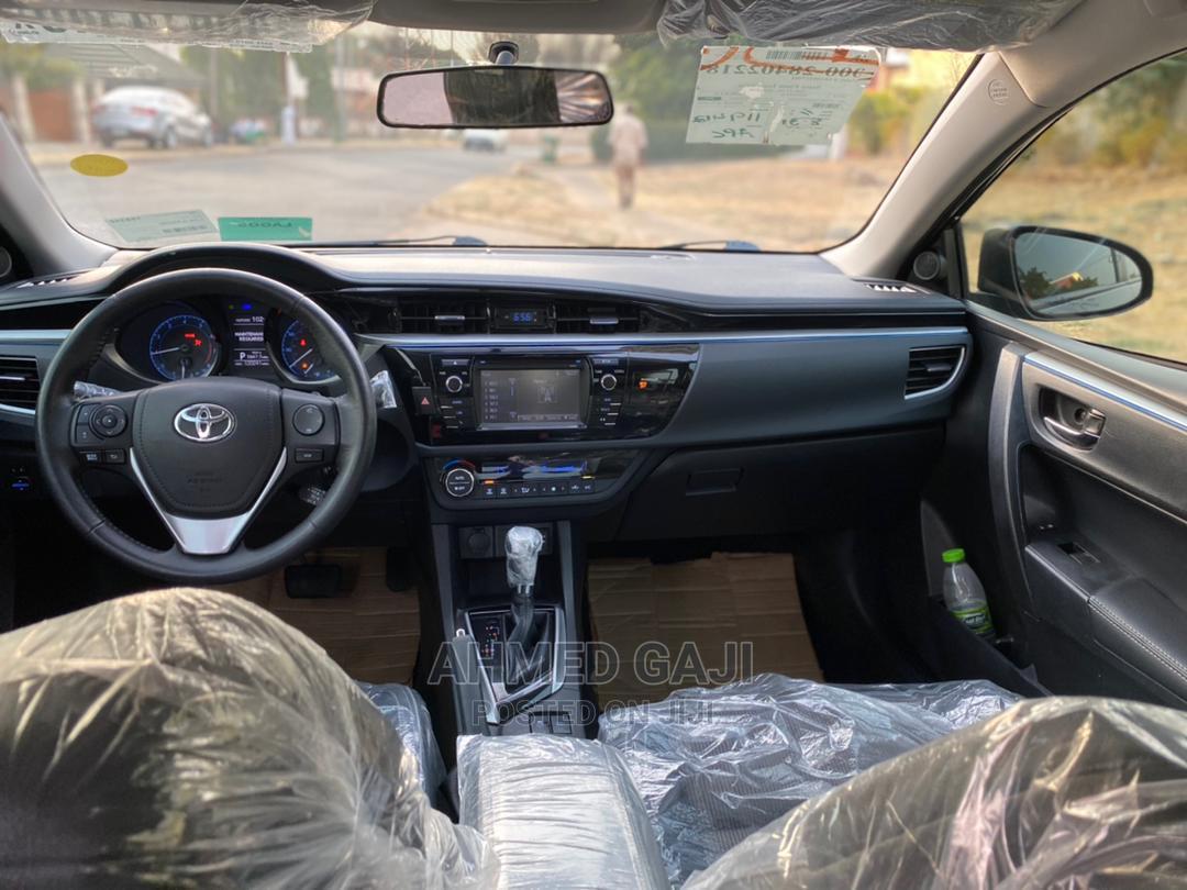 Toyota Corolla 2015 Black   Cars for sale in Asokoro, Abuja (FCT) State, Nigeria