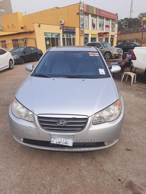 Hyundai Elantra 2008 1.6 GL Silver | Cars for sale in Abuja (FCT) State, Central Business District
