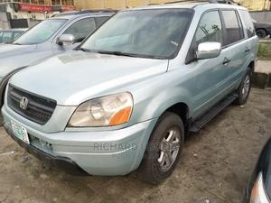 Honda Pilot 2003 LX 4x4 (3.5L 6cyl 5A) Green | Cars for sale in Rivers State, Port-Harcourt