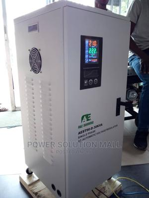 30KVA Servo-Tech Single Phase Stabilizer   Electrical Equipment for sale in Lagos State, Ikeja